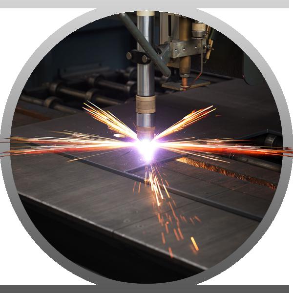 CNC Hi-Def Plasma Cutting